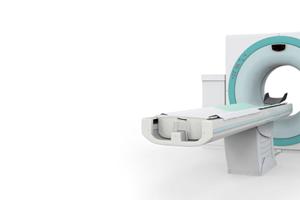 MRI machine for humans