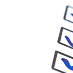 checklist of items for a grant proposal
