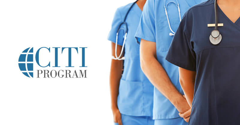 Research, Ethics, and Compliance Training | CITI Program