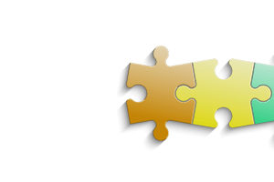 puzzle pieces representing compliance