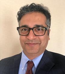 Managing Director Bharat Krishna